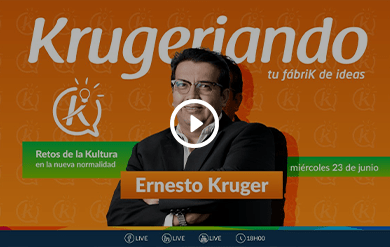 #Krugeriando con Ernesto Kruger